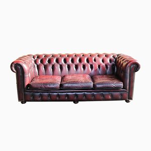 Vintage Chesterfield Sofa, 1960s