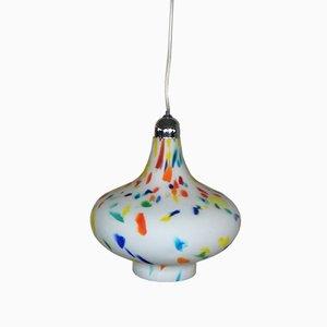 Vintage Italian Ceiling Lamp, 1950s