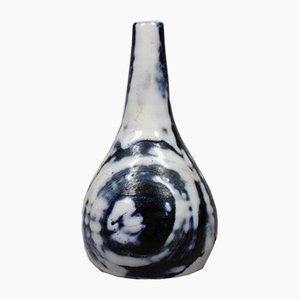 Vaso vintage in ceramica di Tullebølle, anni '50