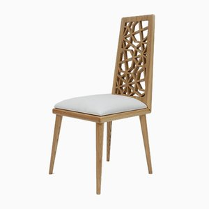 Strand Dining Chair by Nada Debs