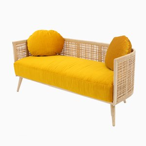 Summerland Sofa by Nada Debs