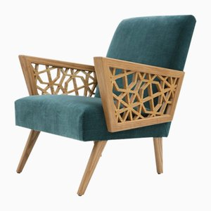 Strand Armchair by Nada Debs