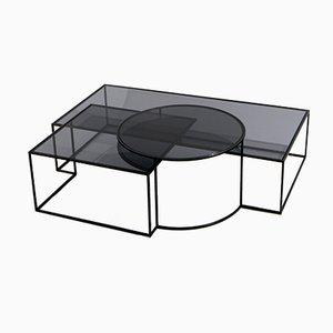 Niedriger Geometrik Tisch von Nada Debs