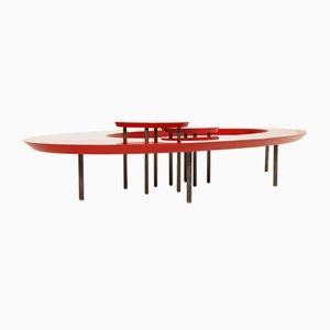 Coffee Bean Table by Nada Debs
