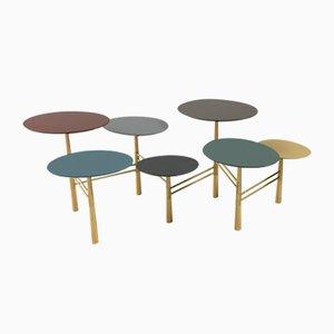 Tapis d'Orient Pebble Tisch von Nada Debs
