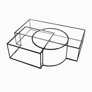 Table Basse Geometrik par Nada Debs