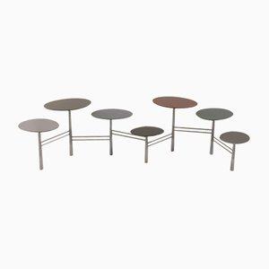 Table Pebble Tapis d'Orient par Nada Debs