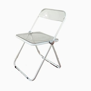 Folding Chair by Giancarlo Piretti for Castelli, 1980s