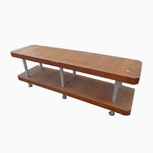 Vintage French Workshop Table