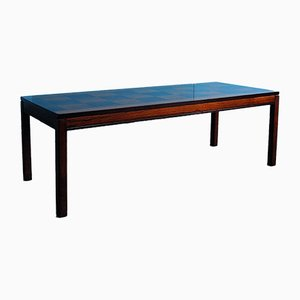 Mid-Century Rosewood Coffee Table from Heggen, 1960s