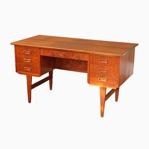 Mid-Century Danish Teak Desk, 1960s