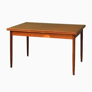 Mid-Century Danish Extendable Dining Table