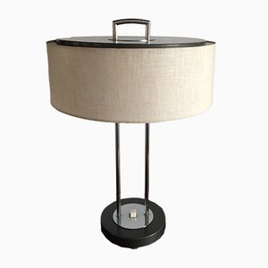 Large Model President Mushroom Table Lamp from Arlus, 1963
