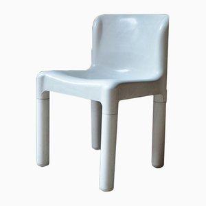 Vintage Space Age Modell Nr. 4875 Stuhl von Carlo Bartoldi für Kartell