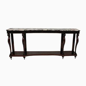 Neo-Classical Italian Console Table, 1940s