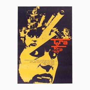 Vintage Tora! Tora! Tora! Filmposter von Rudolf Altrichter, 1972