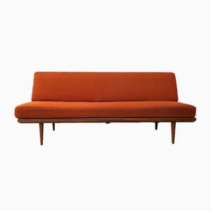 Vintage FD 417 Minerva Sofa by Peter Hvidt & Orla Mølgaard Nielsen for France & Søn, 1950s