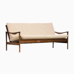Sofa mit Gestell aus Palisander von De Ster Gelderland, 1950er