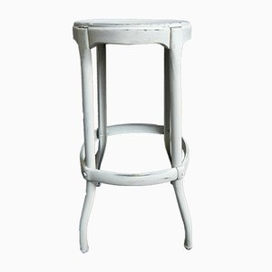 Industrial Steel Stool, 1950s
