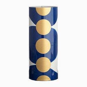 Vase N°7 Bleu Cobalt par Vincenzo Cutugno