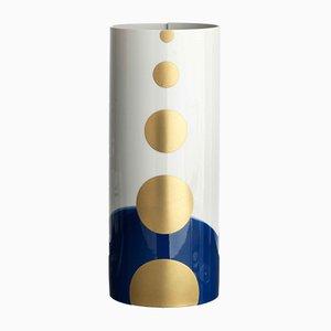 Vase N°2 Bleu Cobalt par Vincenzo Cutugno