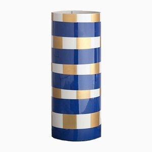 Vase N°1 Bleu Cobalt par Vincenzo Cutugno