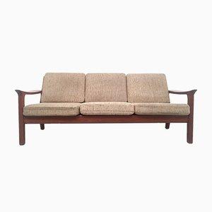 3-Seater Danish Sofa by Juul Kristensen for Glostrup Mobelfabrik, 1960s