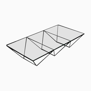 Glass Coffee Table by Paolo PIva, 1970
