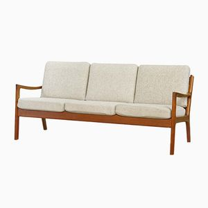 Senator Teak Sofa by Ole Wanscher for France & Søn, 1960s
