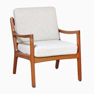 Senator Teak Armchair by Ole Wanscher for France & Søn