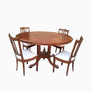 Liberty Table & Chairs, 1900s