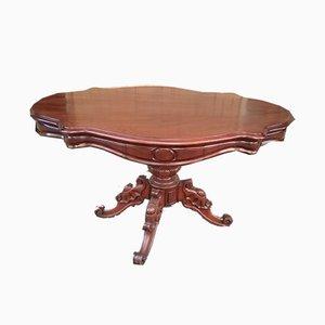 Tavolo Liberty antico, inizio XX secolo