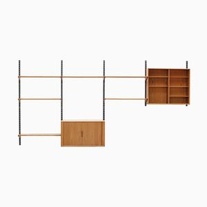 Danish Modern Shelving System by Kai Kristiansen for FM Møbler, 1960s