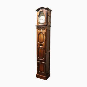 Antique Clock with Chestnut Pendulum, 1780s