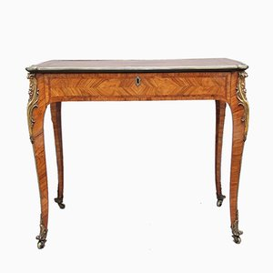 19th-Century Kingwood Center Table, 1860s