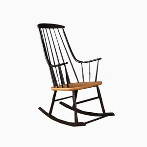 Rocking Chair par Lena Larsson pour Nesto, 1950s