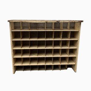 Vintage Pigeon Holes Cabinet