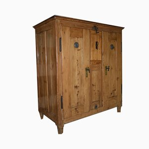 Antique Butcher's Cabinet