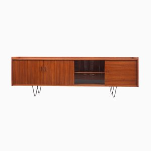 Large Sideboard with Display Case, 1960s