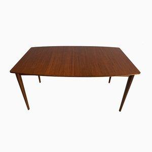 Mesa de comedor vintage de teca de McIntosh