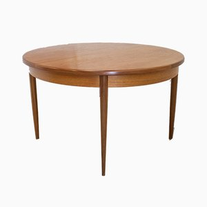 Mid-Century Teak Extending Dining Table from G-Plan