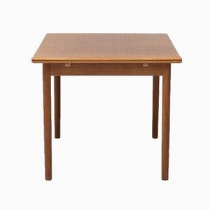 Tavolo da pranzo allungabile di HS Mobler, anni '60