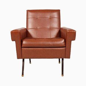 Kubistischer italienischer Sessel von Rinaldi Mario, 1960er