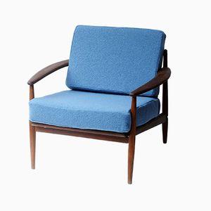 Dänischer Mid-Century Sessel von Grete Jalk für France & Søn