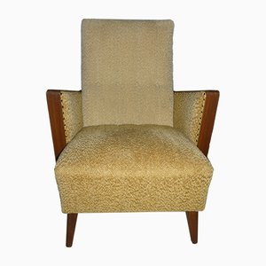 Two-Tone Lounge Chair, 1950s