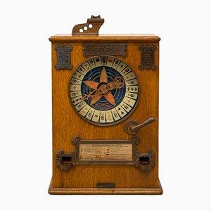 Antike französische Horoskopmaschine von Le Phenix NA Paris, 1900er