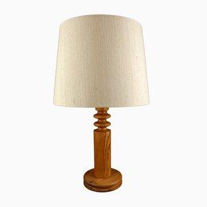 Lámpara de mesa XL de Uno Kristiansson para Luxus, años 70