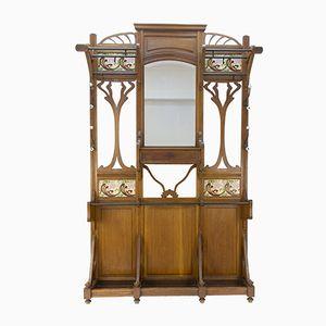 Armoire ou Meuble d'Entrée Art Nouveau
