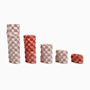 Set Wave Rose et Corail par Mari JJ Design