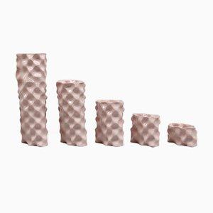 Pink Ø Wave Set by Mari JJ Design